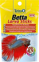 Tetra Betta Larva Sticks 5гр